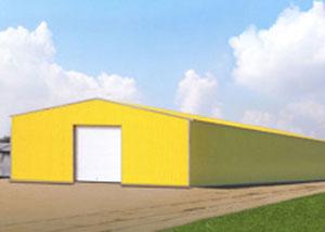 НЗМК - строительство быстровозводимых зданий