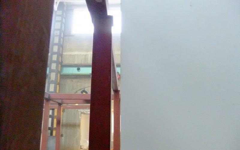 «НЗМК» Реализованные проекты - изготовлены и смонтированы металлические конструкции. Москва, Дербеневская набережная.