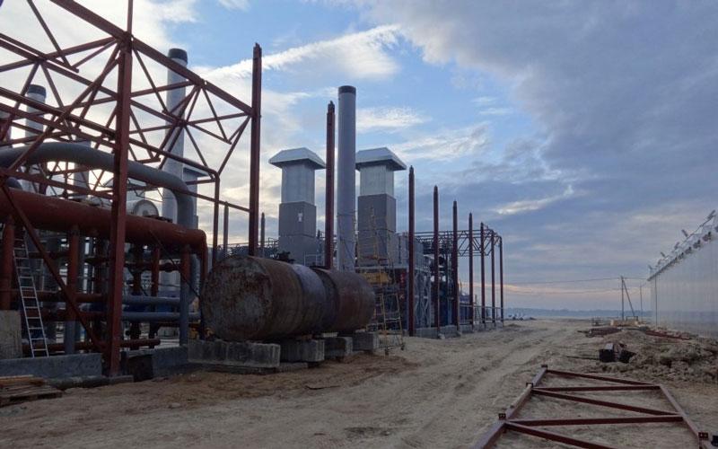 «НЗМК» Реализованные проекты - Энергоцентр Калужская область