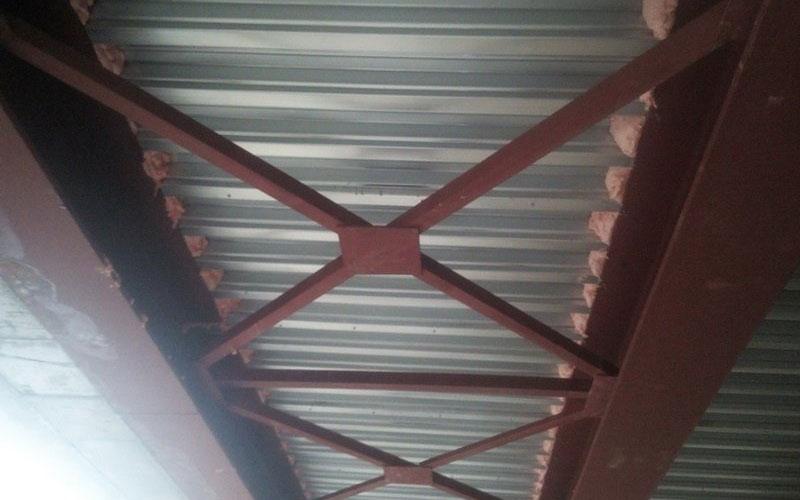 «НЗМК» Реализованные проекты - Многоуровневый гараж