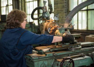 Услуги по механической обработке металла