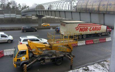 Мосты из металлоконструкций