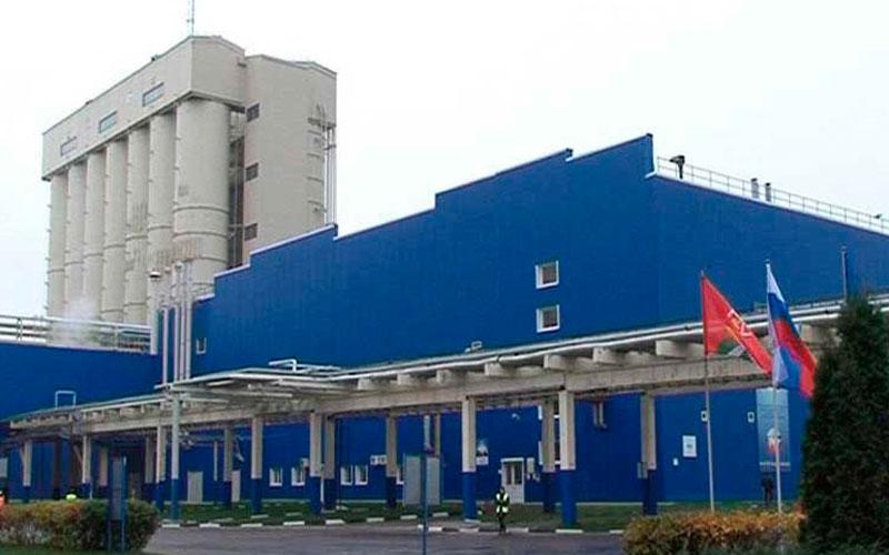 «НЗМК» Реализованные проекты - Завод «Procter & Gamble» г. Новомосковск